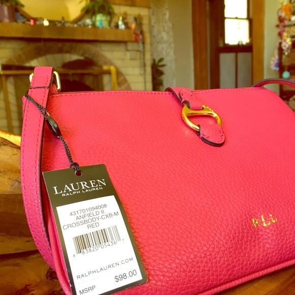 46a757d1a Lauren Ralph Lauren Bags | Ralph Lauren Anfield Ii | Poshmark
